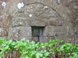 Picture of a stone house