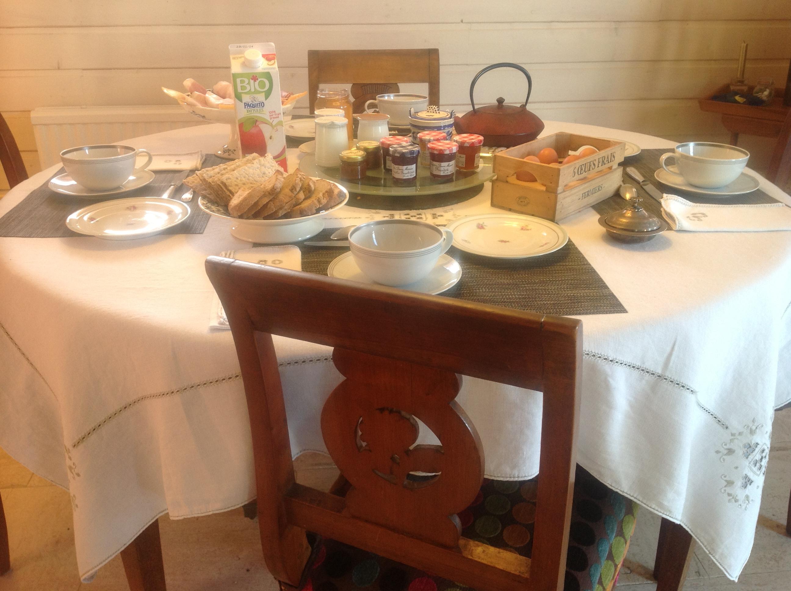 Chambres d h´tes  Crach Een warm onthaal in de Morbihan Mon