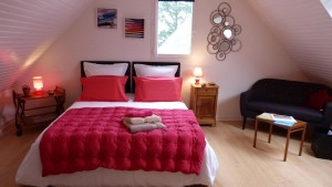 Guest rooms in Crach near La Trinité sur Mer;